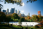 Wollman Rink, Central Park, New York, NY.