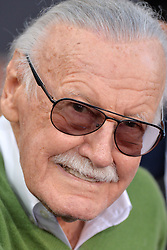 Stan Lee attends the World Premiere of Avengers: Infinity War on April 23, 2018 in Los Angeles, California. Photo by Lionel Hahn/ABACAPRESS.COM