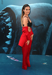 """HOLLYWOOD, CA - August 6: Cassie Scerbo, at Warner Bros. Pictures And Gravity Pictures' Premiere Of """"The Meg"""" at TCL Chinese Theatre IMAX in Hollywood, California on August 6, 2018. 06 Aug 2018 Pictured: Alyson Stoner. Photo credit: FS/MPI/Capital Pictures / MEGA TheMegaAgency.com +1 888 505 6342"""
