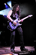 Michael Wilton - Guitar with Queensryche performs at The House of Blues in Anaheim Ca. on their VERDICT TOUR -January 30th, 2020