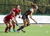 St.-Job-In 't Goor / Antwerpen -  Nederland Jong Oranje Dames (JOD) - Groot Brittannie (7-2).  Felice Albers.  COPYRIGHT  KOEN SUYK