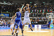 Trieste, 02/09/2012<br /> Basket, Eurobasket 2013 Qualifying Round<br /> Italia - Repubblica Ceca<br /> Nella foto: Luigi Datome<br /> Foto Ciamillo