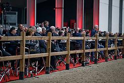 Publiek<br /> Hengstenkeuring BWP<br /> 3de phase - Hulsterlo - Meerdonk 2018<br /> © Hippo Foto - Dirk Caremans<br /> 15/03/2018
