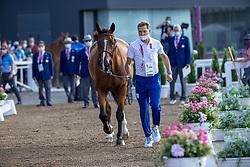 Larocca Jose Maria, ARG, Finn Lente, 303<br /> Olympic Games Tokyo 2021<br /> © Hippo Foto - Dirk Caremans<br /> 31/07/2021