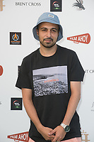"""Adam Deacon at the """"Break"""" Drive-In World Premiere at Brent Cross Shopping Centre in London"""