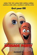 Sausage Party Animation Film Set