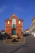 AYBRFB The Shire Hall Woodbridge Suffolk England