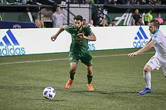 Portland Timbers vs. Seattle Sounders FC - 26 Aug 2018