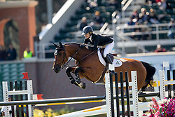 Foster Tiffany, CAN, Figor<br /> Spruce Meadows Masters - Calgary<br /> © Dirk Caremans<br /> 05/09/2018