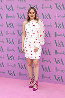 Rosie Fortescue, V&A Summer Party 2018, Victoria and Albert Museum, London, UK, 20 June 2018, Photo by Richard Goldschmidt