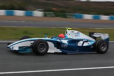 2010 GP2 Michael Schumacher test Jerez