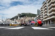 May 20-24, 2015: Monaco Grand Prix - Max Verstappen, Scuderia Toro Rosso