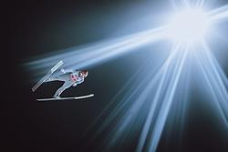 06.01.2021, Paul Außerleitner Schanze, Bischofshofen, AUT, FIS Weltcup Skisprung, Vierschanzentournee, Bischofshofen, Finale, im Bild Daniel Huber (AUT) // Daniel Huber of Austria during the final of the Four Hills Tournament of FIS Ski Jumping World Cup at the Paul Außerleitner Schanze in Bischofshofen, Austria on 2021/01/06. EXPA Pictures © 2020, PhotoCredit: EXPA/ JFK