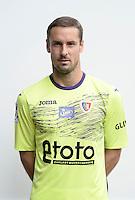 Gliwice 05.08.2016<br /> Pilka nozna. Lotto Ekstraklasa. Sesja.<br /> n/z. Jakub Szmatula .