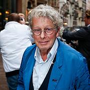 NLD/Amsteram/20121024- Presentatie biografie Joop van den Ende, Jan des Bouvrie