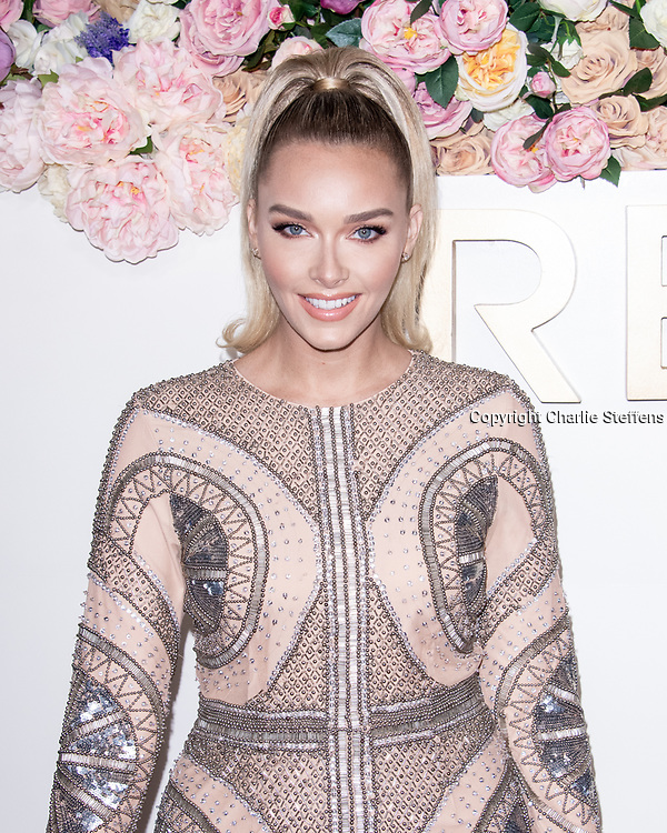CAMILLE KOSTEK attends the 3rd Annual #REVOLVEawards at Goya Studios in Los Angeles, California