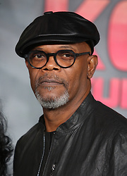 March 8, 2017 - Hollywood, CA, United States - 08 March 2017 - Hollywood, California - Samuel L. Jackson. ''Kong: Skull Island'' Los Angeles Premiere held at Dolby Theatre. Photo Credit: AdMedia (Credit Image: © AdMedia via ZUMA Wire)