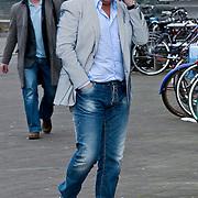 NLD/Amsterdam/20110314 - Presentatie nieuwe Helden en 14 jarig bestaan Johan Cruijff Foundation, Rene Froger