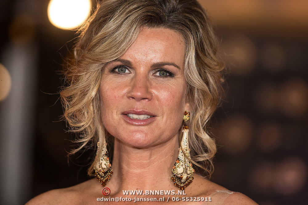 NLD/Amsterdam/20171012 - Televizier-Ring Gala 2017, Annette Barlo