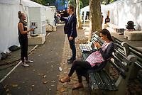 2013 Global Citizen's Festival. <br /> <br /> Photo ©Robert Caplin