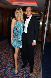 JAMIE ALLSOPP and LADY EMILY COMPTON at the Boodles Boxing Ball in aid of the sports charity Sparks  organised by Jez lawson, James Amos and Charlie Gilkes held at The Royal Lancaster Hotel, Lancaster Terrae London W2 on 3rd June 2006.<br /> <br /> NON EXCLUSIVE - WORLD RIGHTS