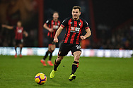 AFC Bournemouth Midfielder, Ryan Fraser (24) during the Premier League match between Bournemouth and West Ham United at the Vitality Stadium, Bournemouth, England on 19 January 2019.