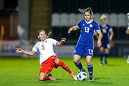 Scotland Women v Switzerland 300818