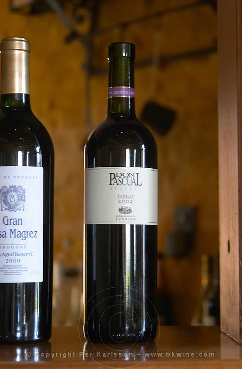 Don Pascual Reserve Tannat 2002 Bodega Juanico Familia Deicas Winery, Juanico, Canelones, Uruguay, South America