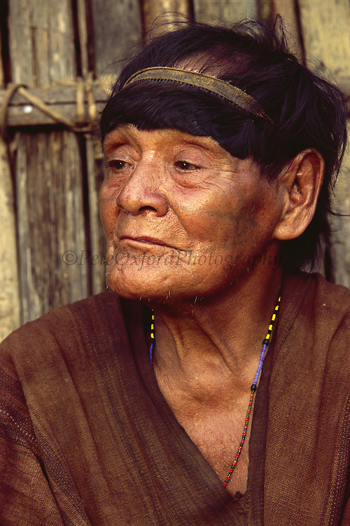 Machiguenga Indian <br />
