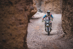 Mohammed Balooshi (ARE) of  Duust Rally races during stage 5 of Rally Dakar 2019 from Moquegua to Arequipa, Peru on January 11, 2019. // Flavien Duhamel/Red Bull Content Pool // AP-1Y3N8MF2N2111 // Usage for editorial use only // Please go to www.redbullcontentpool.com for further information. //