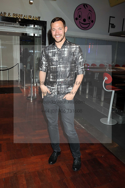 WILL YOUNG at a party to celebrate the launch of Billionaire Boys Club Ice Cream Season 7 at Harvey Nichols, Knightsbridge, London on 18th June 2008.<br /><br />NON EXCLUSIVE - WORLD RIGHTS