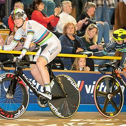 22-12-2019: Wielrennen: NK Baan Omnium: Apeldoorn <br />Kirsten Wild