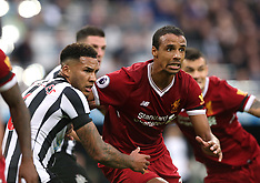 Newcastle United v Liverpool - 01 October 2017