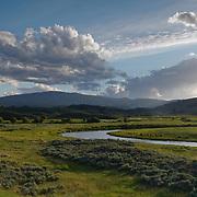 Slough Creek, Yellowstone National Park, Wyoming