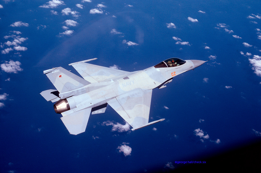 F16N Naval Falcon Military F16N