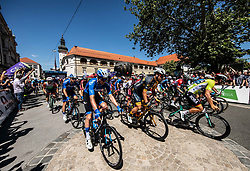 Start in Maribor during 2nd Stage of 26th Tour of Slovenia 2019 cycling race between Maribor and Celje (146,3 km), on June 20, 2019 in  Slovenia. Photo by Vid Ponikvar / Sportida