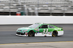 September 22, 2017 - Loudon, New Hampshire, United States of America - September 22, 2017 - Loudon, New Hampshire, USA: Jeffery Earnhardt (33) takes to the track to practice for the ISM Connect 300 at New Hampshire Motor Speedway in Loudon, New Hampshire. (Credit Image: © Justin R. Noe Asp Inc/ASP via ZUMA Wire)