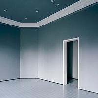Leerer Ausstellungsraum | Empty roon<br /> Erbaut |Built 1988<br /> A: Ante Josip von Kostelac