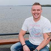 NLD/Naarden/20130502- Presentatie RTL Jokertje vrijgellenfeest, Tony Wyczynski - Sterretje