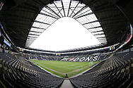 a General view of inside the Stadium MK before k/o. The Emirates FA cup, 4th round match, MK Dons v Chelsea at the Stadium MK in Milton Keynes on Sunday 31st January 2016.<br /> pic by John Patrick Fletcher, Andrew Orchard sports photography.