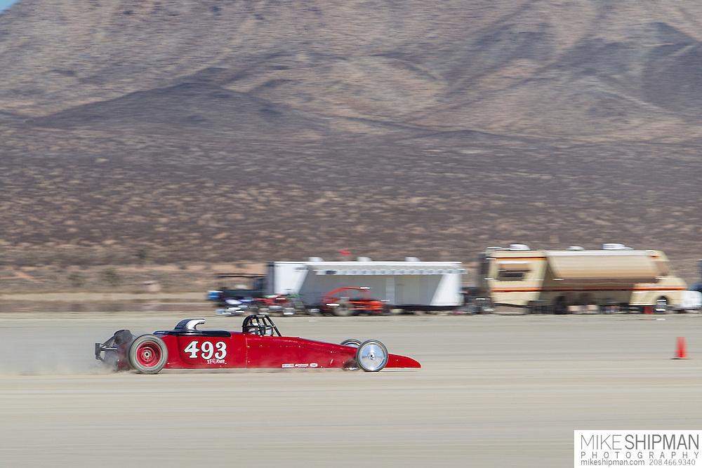Bean Bandits, 493, eng XF, body GRMR, driver Aron Oakes, 133.107 mph, record 150.000