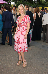 MARIELLA FROSTRUP at the Serpentine Gallery Summer party sponsored by Yves Saint Laurent held at the Serpentine Gallery, Kensington Gardens, London W2 on 11th July 2006.<br /><br />NON EXCLUSIVE - WORLD RIGHTS