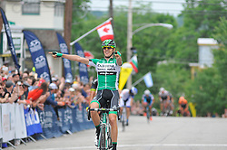 Eduard Padres of Spain, with team Caja Rural-Seguros, wins the 2016 Philadelphia Cycling Classic UCI 1.1 Men's America Tour  on Sunday June 5th 2016, in Philadelphia Pennsylvania.