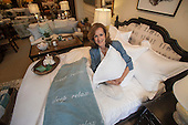 Armella Stepan, founder and creator of Intentions Linens