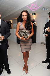 TAMARA ECCLESTONE at The Reuben Foundation and Virgin Unite Haiti Fundraising dinner held at Altitude 360 in Millbank Tower, London on 26th May 2010.
