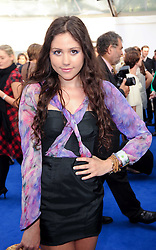 Eliza Doolittle at the Glamour Women Of The Year Awards held in Berkeley Square, London on 8th June 2010.