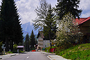Predeal is a mountain resort town in Brasov County, Romania.