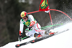 HIRSCHER Marcel of Austria during the 1st Run of Men's Giant Slalom - Pokal Vitranc 2013 of FIS Alpine Ski World Cup 2012/2013, on March 9, 2013 in Vitranc, Kranjska Gora, Slovenia.  (Photo By Vid Ponikvar / Sportida.com)