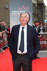 "Tom Courtenay. Opening Night Gala and World Premiere of ""The Legend of Barney Thompson"", Edinburgh International Film Festival 17 - 28 June 2015."