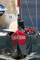 ETNZ. Auckland, New Zealand, March 8th 2010. Louis Vuitton Trophy  Auckland (8-21 March 2010) © Sander van der Borch / Artemis